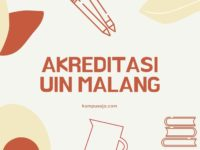 Akreditasi Program Studi UIN Maulana Malik Ibrahim Malang