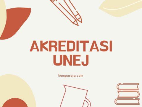 Akreditasi Program Studi UNEJ Jember