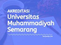 Akreditasi Program Studi UNIMUS - Universitas Muhammadiyah Semarang