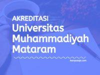 Akreditasi Program Studi UMMAT - Universitas Muhammadiyah Mataram