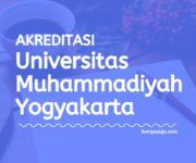 Akreditasi Program Studi UMY - Universitas Muhammadiyah Yogyakarta