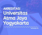 Akreditasi Program Studi UAJY Yogyakarta - Universitas Atma Jaya Yogyakarta