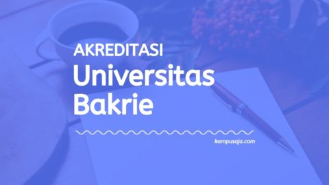 Akreditasi Program Studi Universitas Bakrie Jakarta
