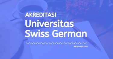 Akreditasi Program Studi SGU Tangerang - Swiss German University