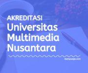 Akreditasi Program Studi UMN Jakarta - Universitas Multimedia Nusantara