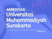 Akreditasi Program Studi UMS - Universitas Muhammadiyah Surakarta