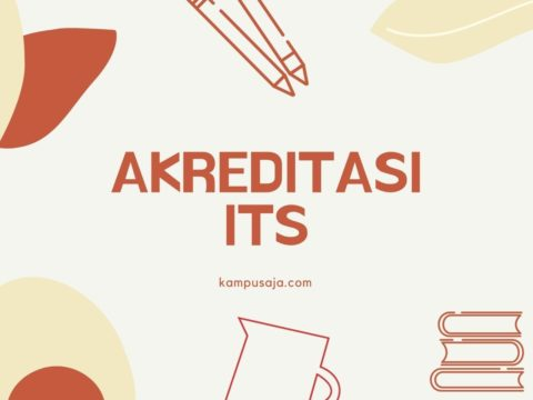 Akreditasi Program Studi ITS Surabaya