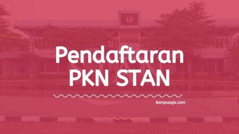 Pendaftaran PKN STAN - Jurusan, Syarat, Tata Cara, Tahapan, Kuota & Jadwal - Politeknik Keuangan Negara Sekolah Tinggi Akuntansi Negara