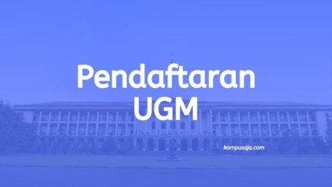 Pendaftaran UGM