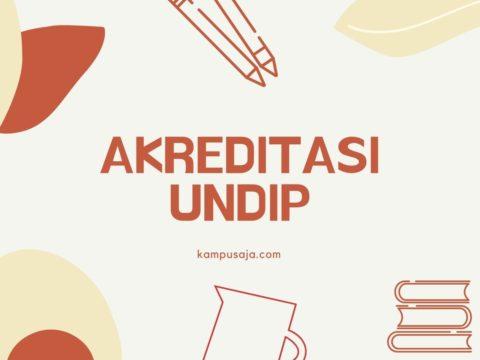 Akreditasi Program Studi UNDIP Semarang