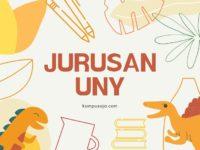 Jurusan di UNY