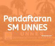 Pendaftaran Seleksi Mandiri UNNES Semarang