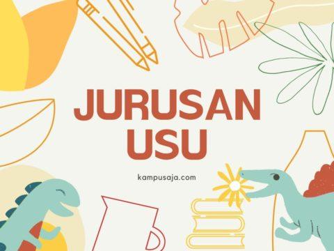 Jurusan di USU Medan