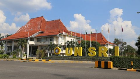 UNSRI Palembang - Universitas Sriwijaya