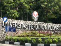 Kampus UPI - Universitas Pendidikan Indonesia Bandung