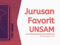 Jurusan Favorit di UNSAM