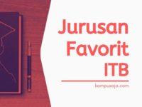 Jurusan Favorit di ITB Bandung