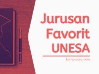 Jurusan Favorit di UNESA Surabaya