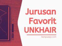 Jurusan Favorit di UNKHAIR Ternate