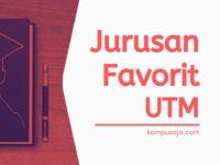 Jurusan Favorit di UTM
