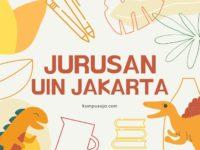 Jurusan di UIN Syarif Hidayatullah Jakarta
