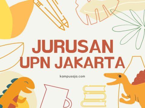 Jurusan di UPN Veteran Jakarta