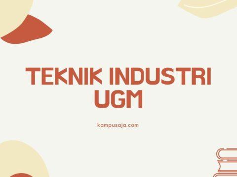 Teknik Industri UGM