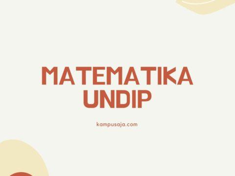 Matematika UNDIP